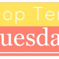 Top Ten Tuesday: Never Have I Ever