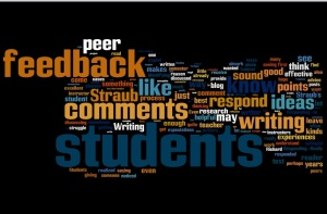 This post in a nutshell; thanks to Wordle.
