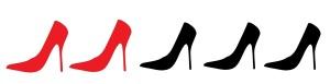 2 of 5 heels